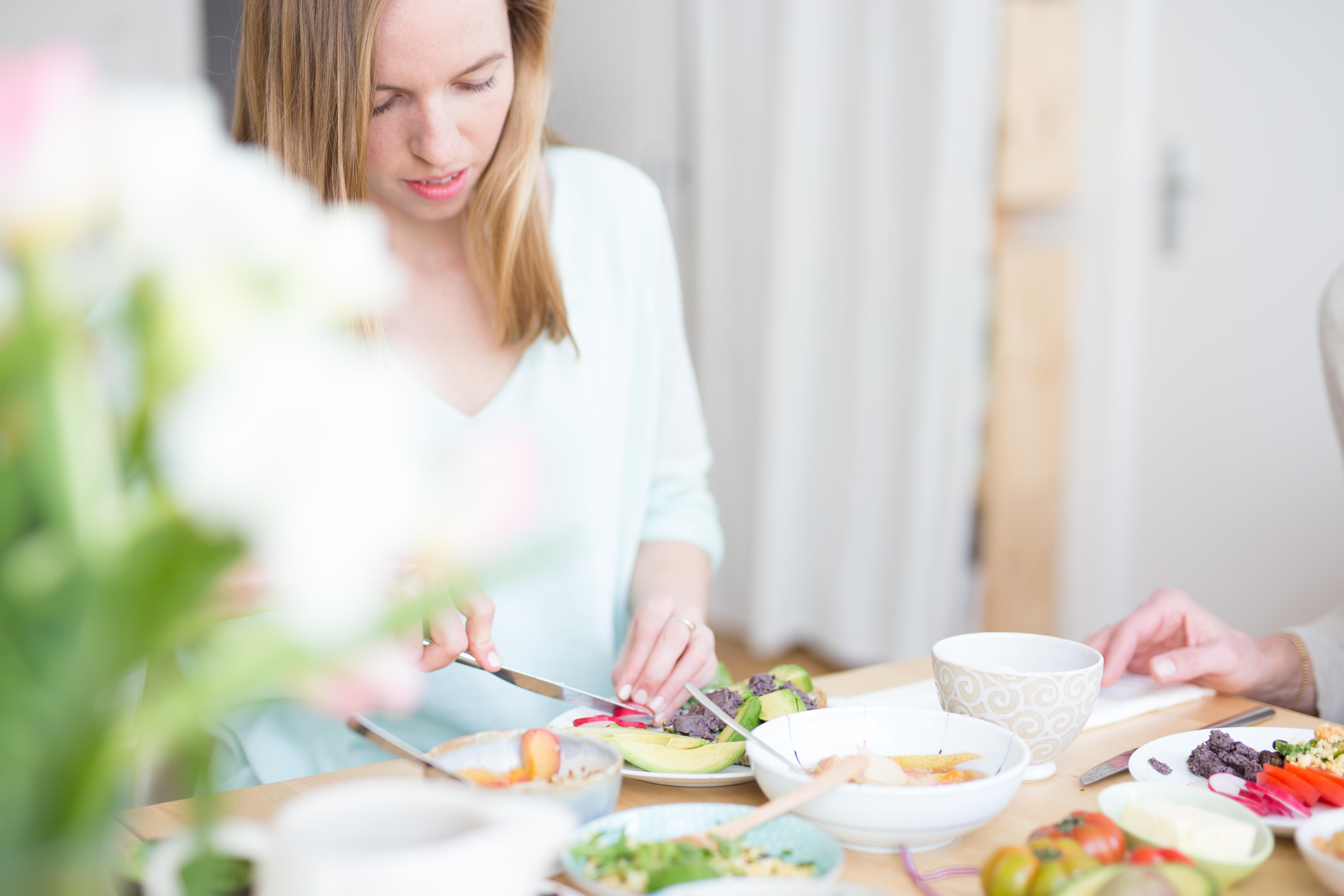 Einfach gesund essen to go: Das TCM-Kochbuch | Beatrice Trebuth, Franziska Trebuth
